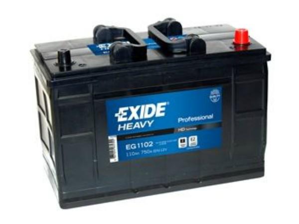 Batteria per auto EXIDE
