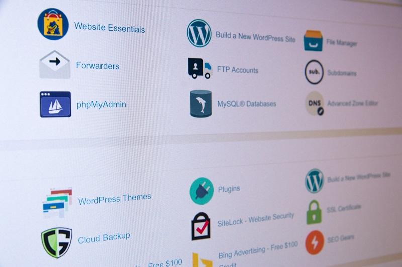 Di buona qualità web hosting