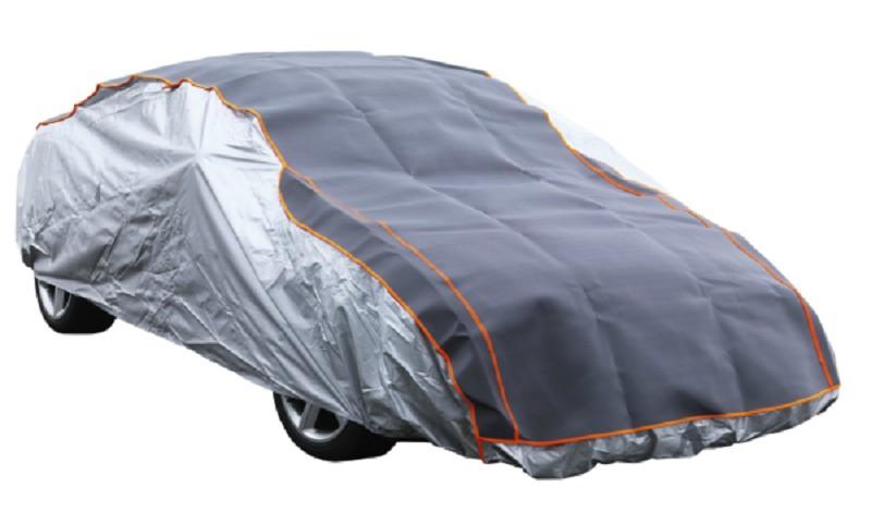 Con la copertura anti gradine mai più problemi per la carrozzeria dell'auto